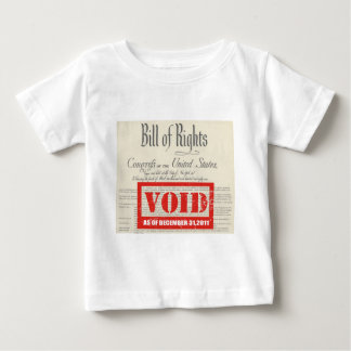 VOIDED BILL OF RIGHTS T SHIRT