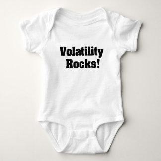 Volatility Rocks! Baby Bodysuit