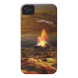Volcanic Eruption on Io Case-Mate iPhone 4 Case