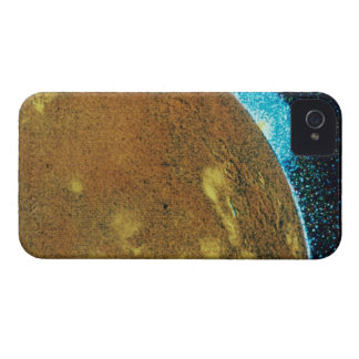 Volcanic Eruption on Io iPhone 4 Cover