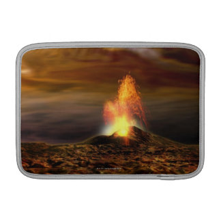 Volcanic Eruption on Io Sleeves For MacBook Air