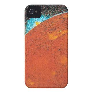 Volcanic Explosion on Io iPhone 4 Case