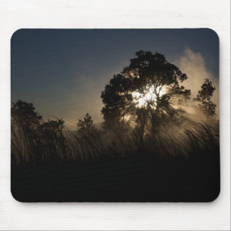 Volcanic Steam Vents Mouse Pad