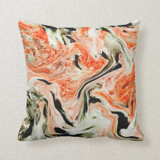 Volcanic Swirl Cushion