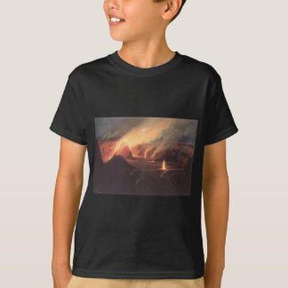 Volcano, ca. 1880s Hawaii T-Shirt