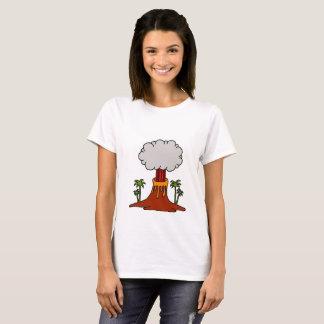 Volcano girl T-Shirt