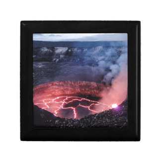 Volcano molten gift box