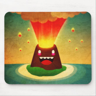 Volcano Mouse Mat