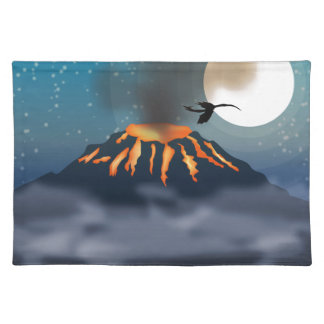 Volcano Placemat