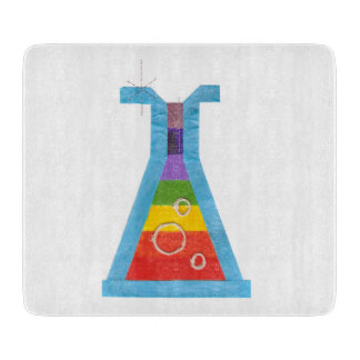 Volcano Vial Chopping Board