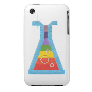 Volcano Vial I-Phone 3G/3GS Case iPhone 3 Case-Mate Case