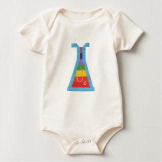 Volcano Vial Organic Babygro Baby Bodysuit