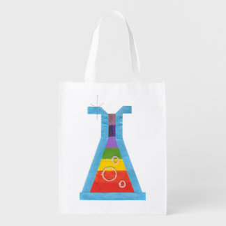 Volcano Vial Reusable Bag