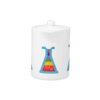 Volcano Vial Teapot