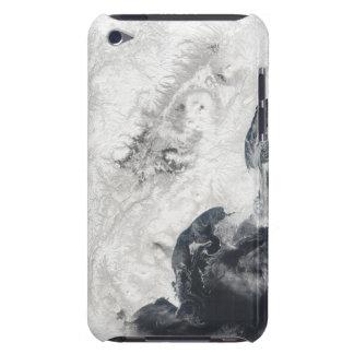 Volcanoes in central Kamchatka Peninsula iPod Case-Mate Cases