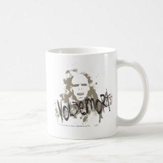 Voldemort Dark Arts Graphic Basic White Mug