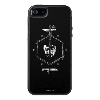 Voldemort Harry Potter Face Off Graphic OtterBox iPhone 5/5s/SE Case