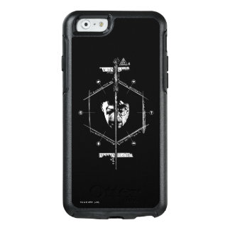 Voldemort Harry Potter Face Off Graphic OtterBox iPhone 6/6s Case