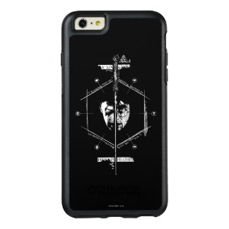 Voldemort Harry Potter Face Off Graphic OtterBox iPhone 6/6s Plus Case