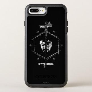 Voldemort Harry Potter Face Off Graphic OtterBox Symmetry iPhone 8 Plus/7 Plus Case