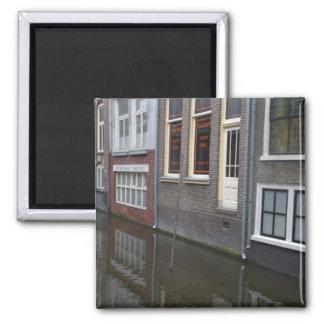 Voldersgracht, Delft Square Magnet