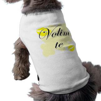 Volim te - Serbian - I Love You Pet Clothing