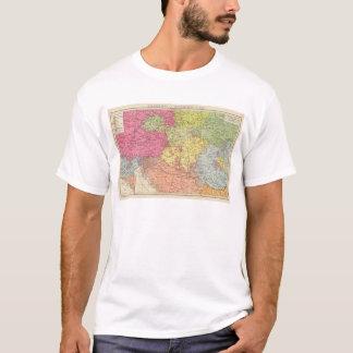Volkerkarte v Oesterreich Ungarn, Austria Hungary T-Shirt