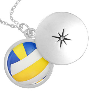 """Volley Ball"" design jewelry products"