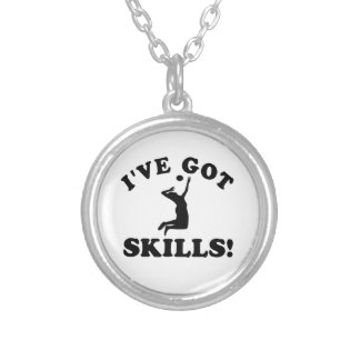 volley ball skills Vector Designs Custom Jewelry
