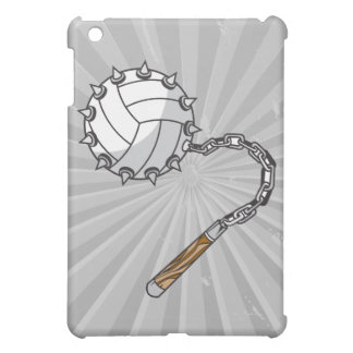 volley ball spikes mace graphic iPad mini covers