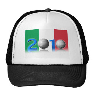 Volley ball world cup 2010 trucker hat