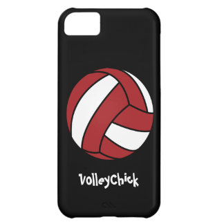 Volley Chick (customizable) iPhone 5C Case
