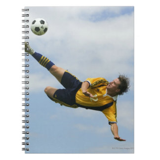 Volley kick 2 notebook