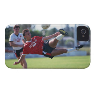 Volley kick iPhone 4 Case-Mate cases