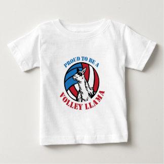Volley Llama Swagger Baby T-Shirt