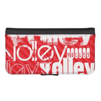 Volley; Scarlet Red Stripes