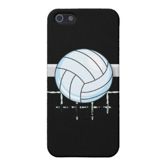 volley volleyball graphic and text cover for iPhone 5/5S