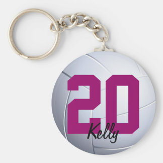 Volleybal Sports Keychain