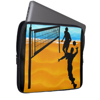VOLLEYBALL 2015 TEMPLATES LAPTOP SLEEVES