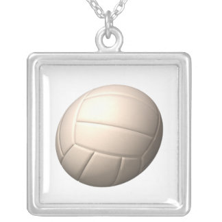 Volleyball 2 necklaces