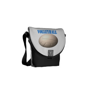 Volleyball 4 courier bags