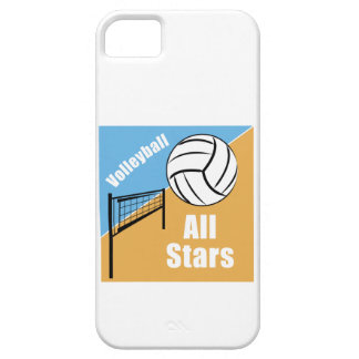 Volleyball All Stars Cover For iPhone 5/5S