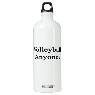 Volleyball Anyone? SIGG Traveller 1.0L Water Bottle