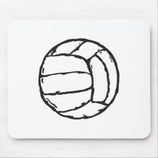 Volleyball Ball Mouse Mat