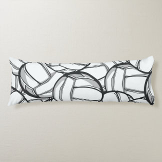 Volleyball Body Pillow