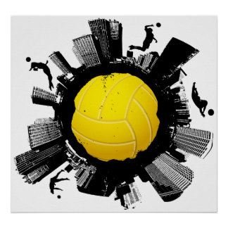 Volleyball City 2 Poster