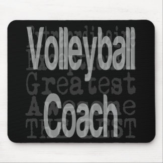 Volleyball Coach Extraordinaire Mouse Mat
