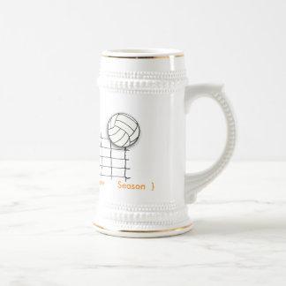Volleyball Coach/Season Gift Mug