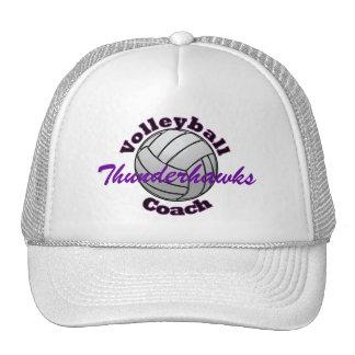 Volleyball Coach Trucker Hats