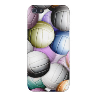 Volleyball Collage Case For The iPhone 5